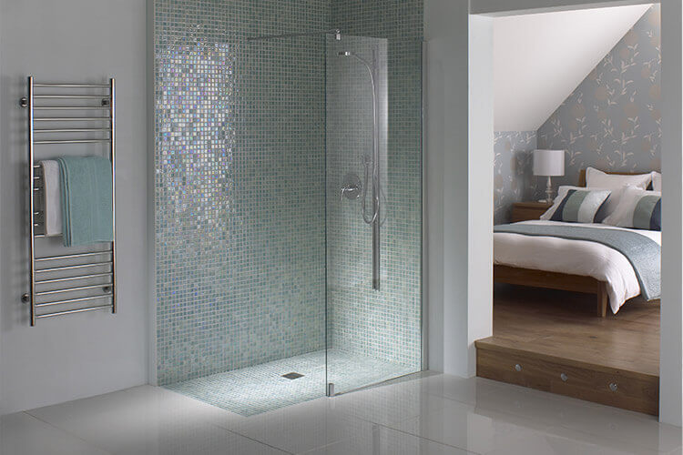 Glass Shower Doors Image