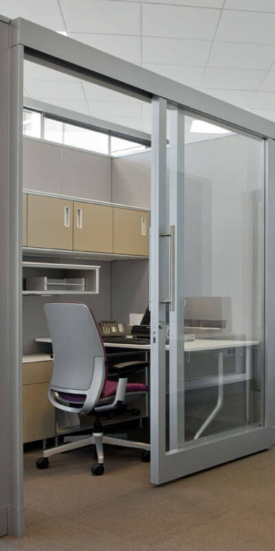 Glass walls & Doors Corp