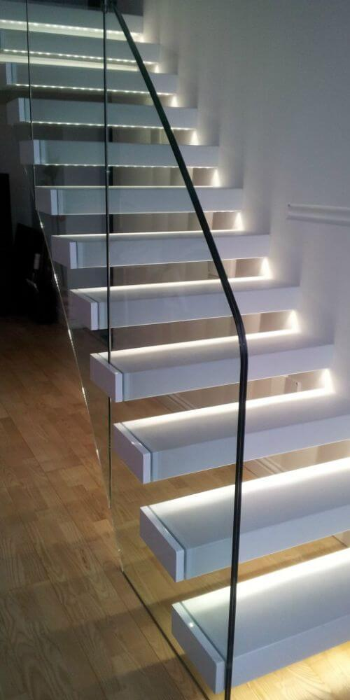Glass Railings +Stairs