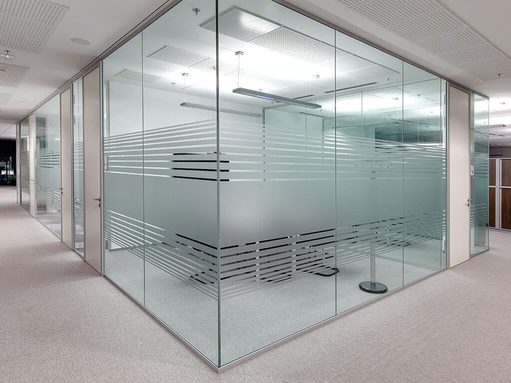 Office Glass Partitions Walls Panels Toronto Best