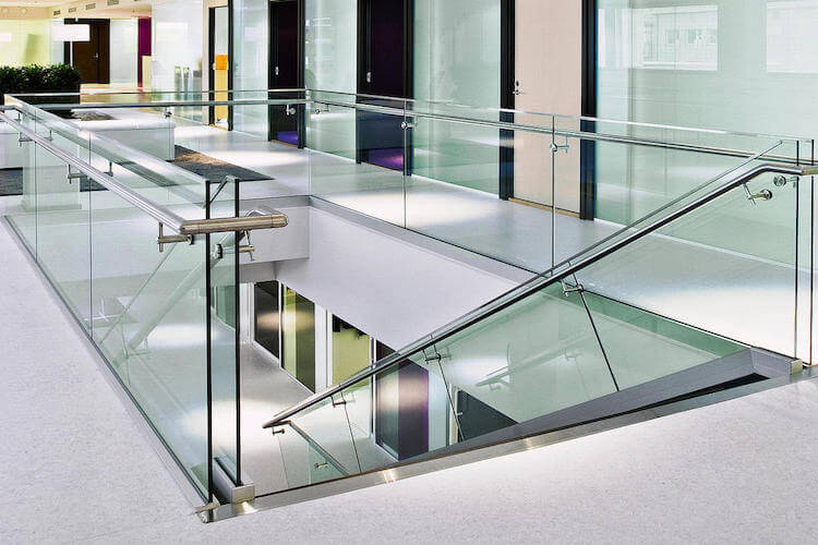 Glass Rail 1