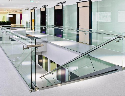 Installing Glass Stair Railings: Are They Safe?