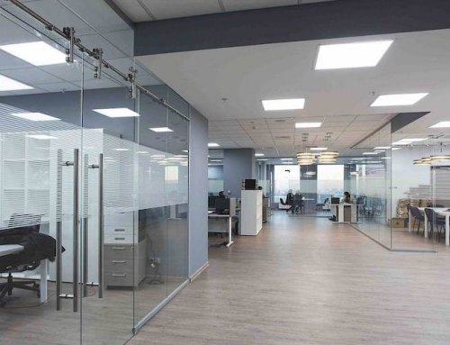 5 Advantages of Using Glass Walls in Offices